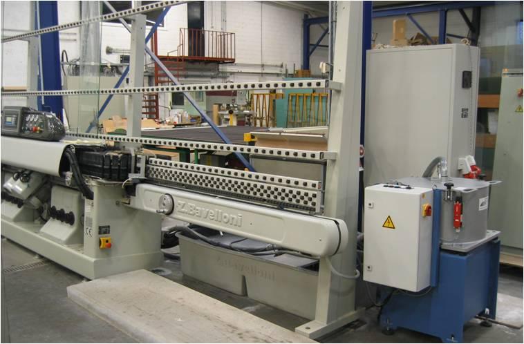 STA Separatoren in der Glasbearbeitung