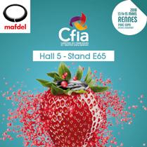 MAFDEL at CFIA Rennes 2018 exhibition
