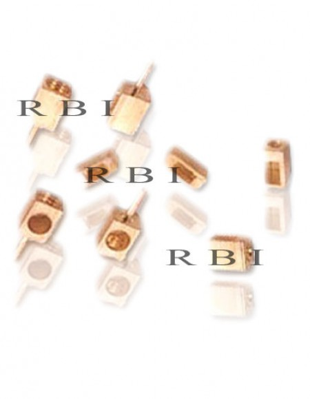 Brass PCB Terminals for Connectors