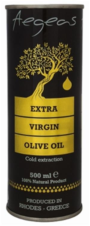 Huile d'olive vierge extra grecque