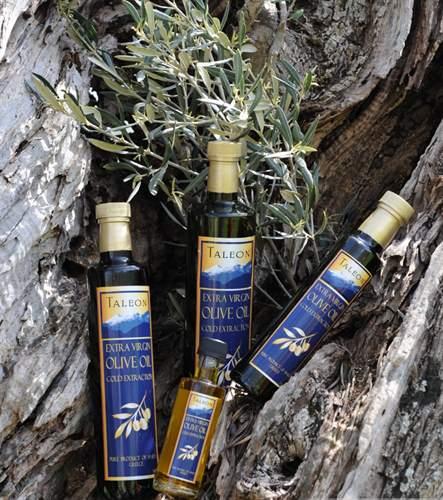 Exporteur für extra natives Olivenöl aus Griechenland