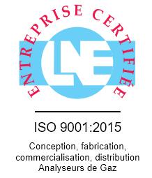 AP2E certifié ISO 9001 v 2015