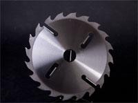 Производим дисковые пилы с твердосплавными зубьями диаметром