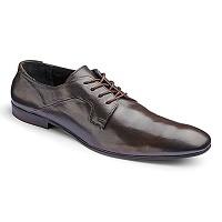 Lace Up Derby Shoe