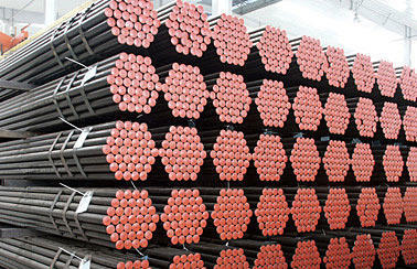 Mild Steel Seamless Pipes | MS Seamless Pipes
