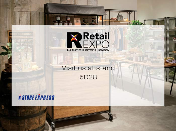 Store Express at Retail Expo 2019!