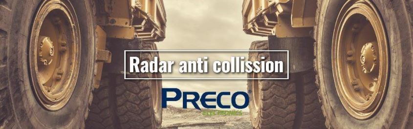efa France distributeur exclusif des radars Preco