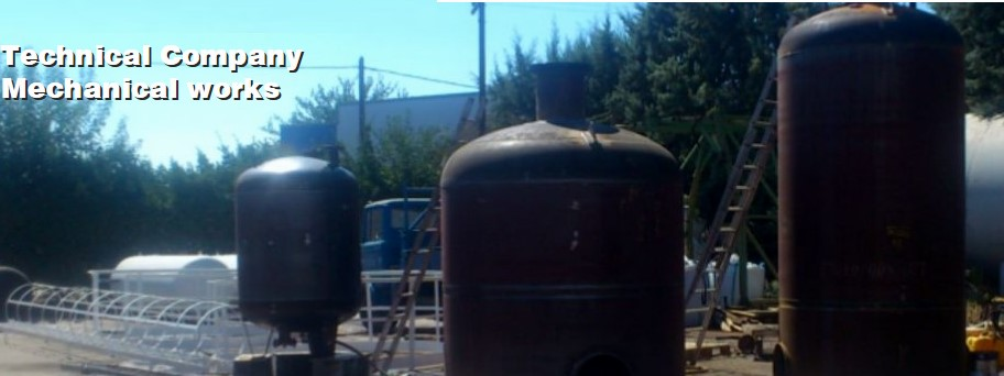 Why we should buy LPG tank from Salonica Constructions ?