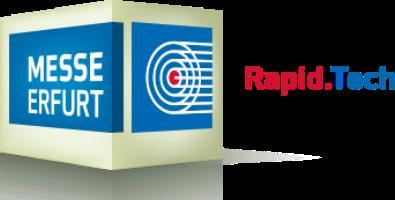 Besuchen Sie uns auf der Rapid.Tech in Erfurt