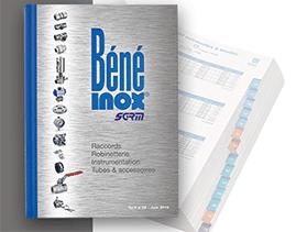 Nouveau catalogue BENE INOX