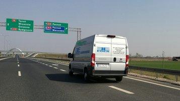 Service von Transportbändern aus PTFE