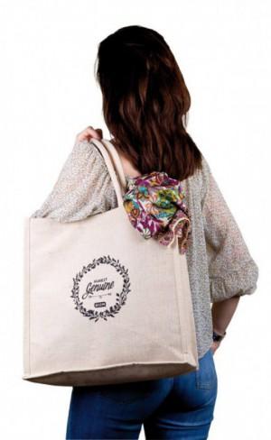 Bolsas de compras y bolsos promocionales Roundel Juco
