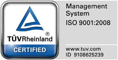 Gamadaric, Lda certification