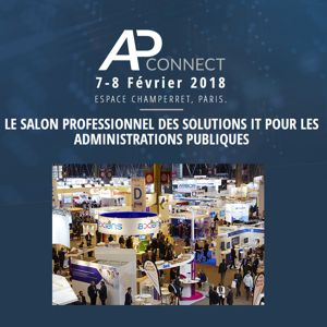 SALON PROFESSIONNEL DES SOLUTIONS IT POUR LES ADMINISTRATION