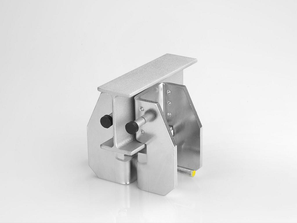 Katzbahnpuffer Trägerflanschbreite ab 46 mm