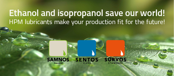Ethanol and isopropanol save our world!