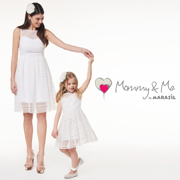 Mommy and Me: limited edition! Μαμάδες και κόρες ασορτί
