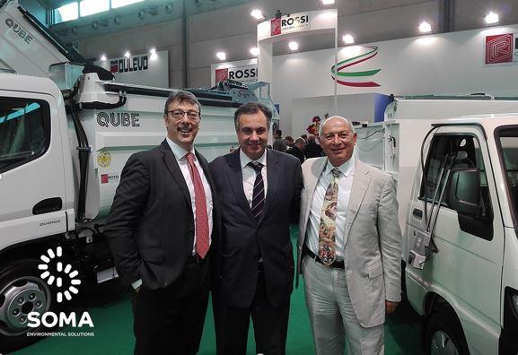 A SOMA é o distribuidor exclusivo da marca ROSSI em Portugal