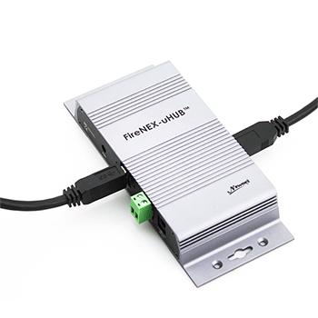 Certified by USB-IF - The FireNEX™-uHUB USB 3.0 Hub