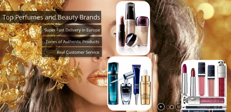 Détaillants, exportateurs et distributeurs de parfums