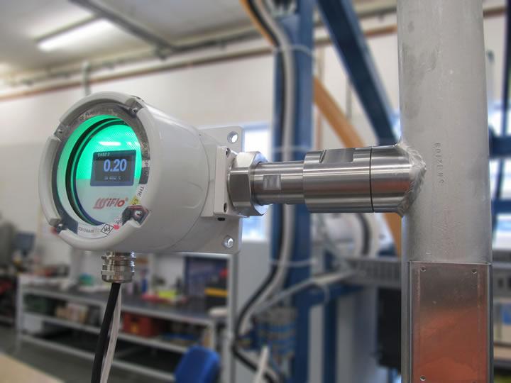 Eesiflo EASZ-2 Nieuwe water in olie analyser