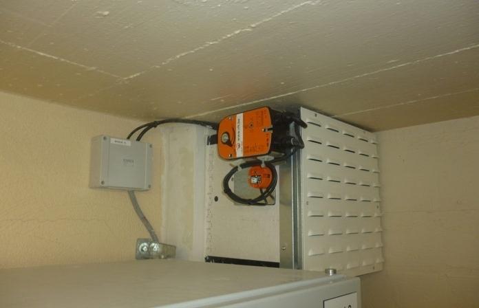 Clapets coupe feu entreprises - Installation clapet coupe feu ...