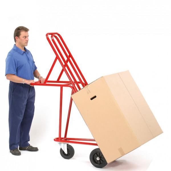 diable a 3 roues bande transporteuse caoutchouc. Black Bedroom Furniture Sets. Home Design Ideas