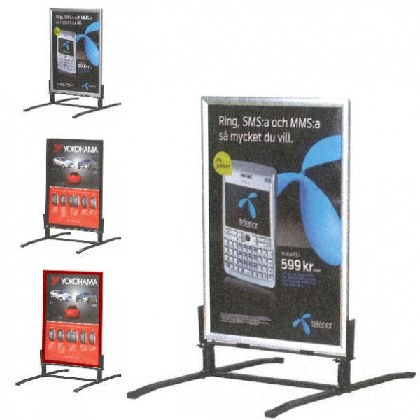 Panneaux trottoir entreprises for Fabricant panneau publicitaire exterieur