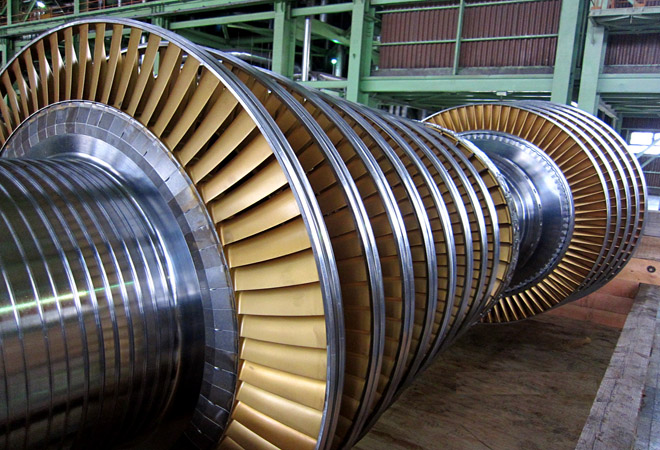 Steam Turbines - Power Generation Services