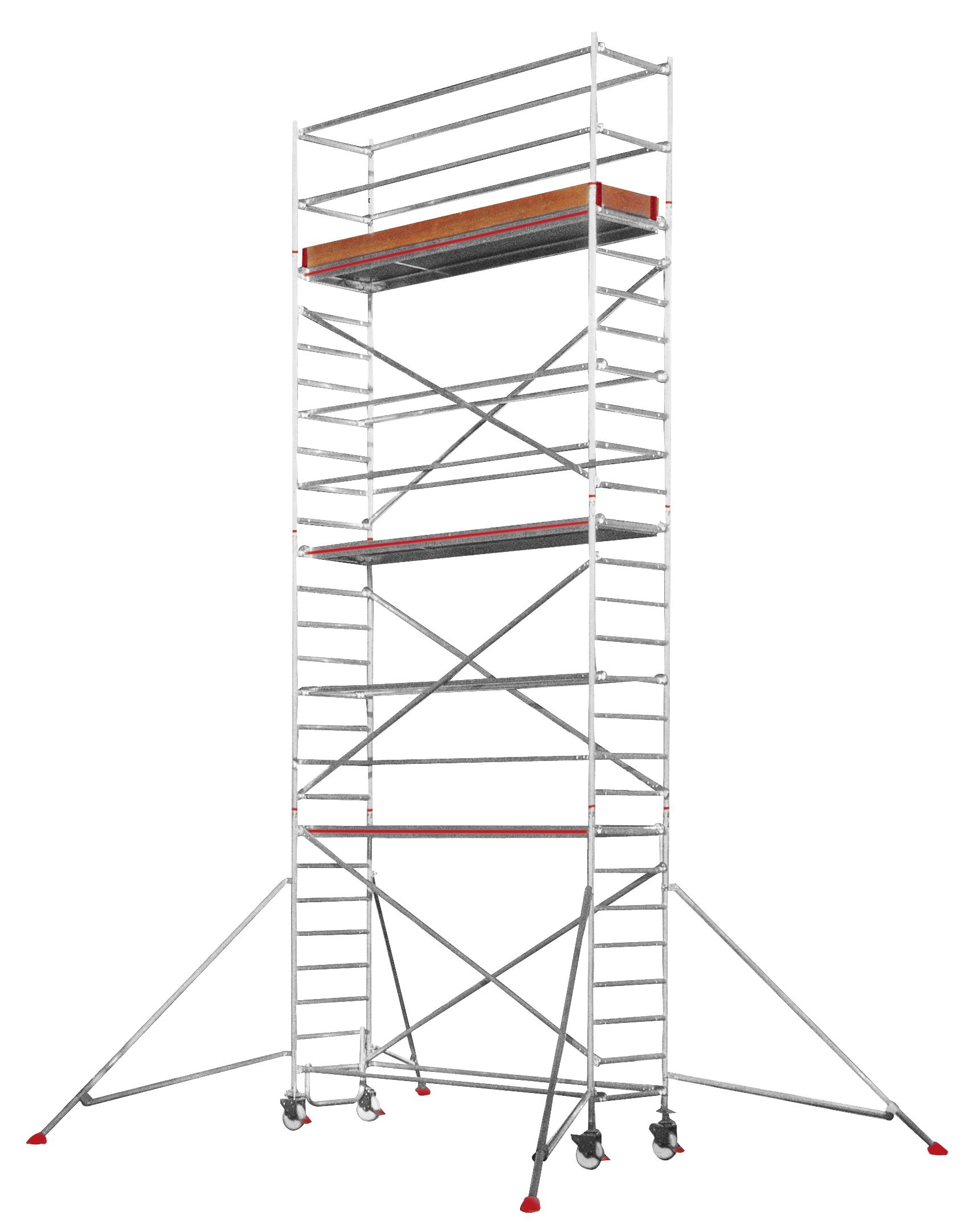 echafaudages roulants aluminium. Black Bedroom Furniture Sets. Home Design Ideas