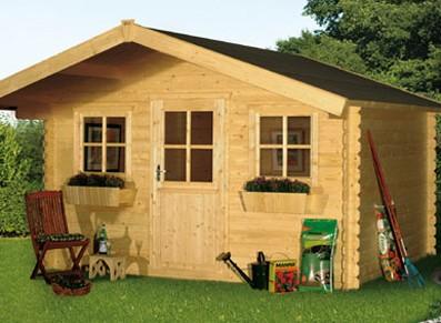 Abri de jardin en bois entreprises for Garage auto pringy
