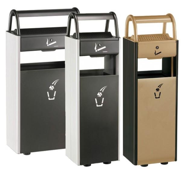 poubelle exterieur pas cher guana cendrier poubelle exterieur pas cher avec couvercle 35l. Black Bedroom Furniture Sets. Home Design Ideas