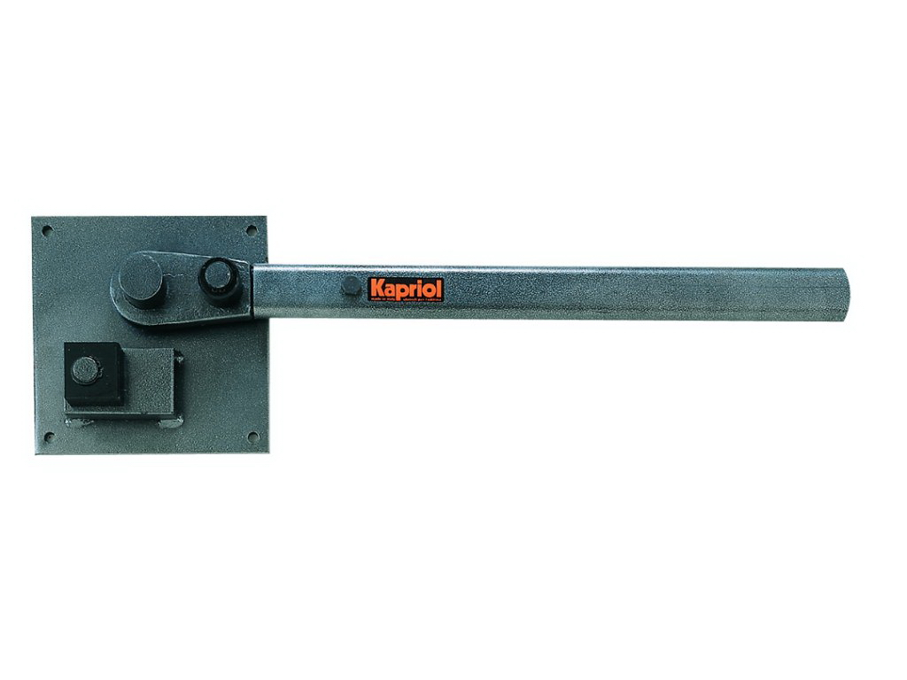 Ручной станок для гибки арматуры Kapriol 22.