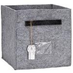 Storage Cubes, Toy Bin, Office Shelf Organizer