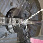 CNC-Drehen für Industriebauten