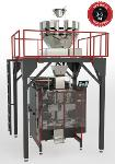 IMQL-W SERIES Quadseal Packaging Machine with Multihead Weig