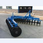 mounted disc harrow WITH TRACTOR NEW DESIGN