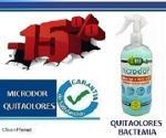 15% de descuento en ambientador quitaolores Bactemia 750ml