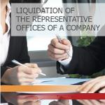 Liquidation of a representative office