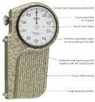 Saw Setting Dial Gauges | analogue | metric / inch
