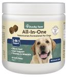 Pet Supplement Multi-Vitamin All-in-One