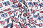 Cotton Fabric Flower Printed 100% Soft Cotton Fabric