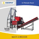 Organic waste shredder | Organic Waste Shredding Machine