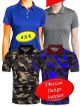 Wholesale T-shirt / Sweatshirt custom production