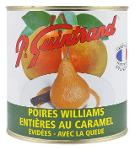 1/2 poires Williams au sirop