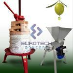 Unité de production d'huile d'olive FOS01-ET