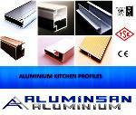 Aluminium Kitchen Profiles