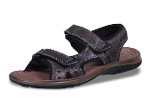 Men's sport sandals from suede