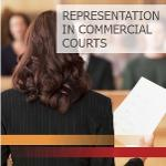Representation in the commercial court