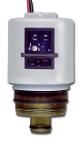 Vanne à cartouche intégrale bistable, DN 7 pour urinoir